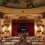 Роскошный книжный магазин El Ateneo Grand Splendid в Буэнос-Айресе, открывшийся в здании бывшего театра (10 фото)