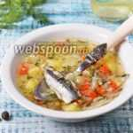 Суп из мойвы