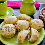 Кексы с кокосовым маслом