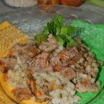 Ароматное, вкусное и сочное блюдо