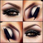 Делаем очень красивый макияж для карих глаз