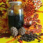 Настойка на кедровых орешках для крепкого сибирского здоровья!