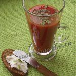 Смузи томатный – рецепт с фото