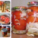 5 рецептов помидоров в желатине на зиму
