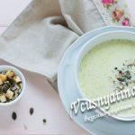 Крем суп из брокколи в мультиварке