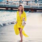 Модные летние образы в желтом цвете: 35 идей, которые вас вдохновят