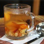 Компот из сухофруктов с шиповником – рецепт с фото