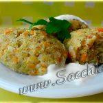Рыбно-овощные котлеты – рецепт с фото
