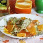 Витаминный салат из моркови с апельсином – рецепт с фото