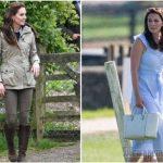 9 стильных, но бюджетных нарядов Кейт Миддлтон, которые можно себе позволить