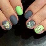 Матовые ногти: дизайн, идеи, фото-новинки 2020-2021