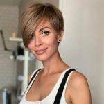 Челка на тонкие волосы 2021: идеи, которые вы обязательно должны попробовать